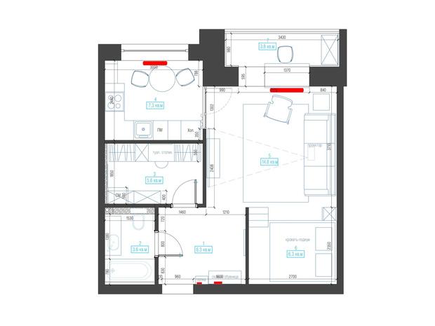 Фото №11 - Маленькая квартира в стиле бохо