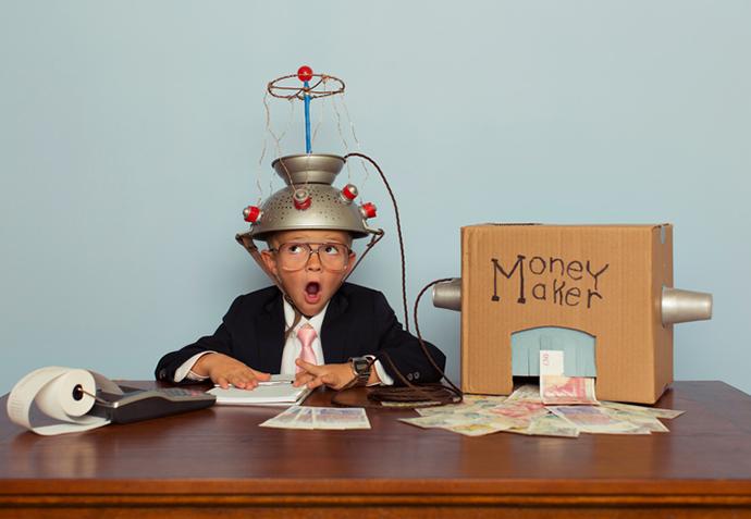 Как изменить мысли и разбогатеть