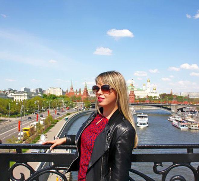 Фото №25 - Самые очаровательные блондинки Белгорода