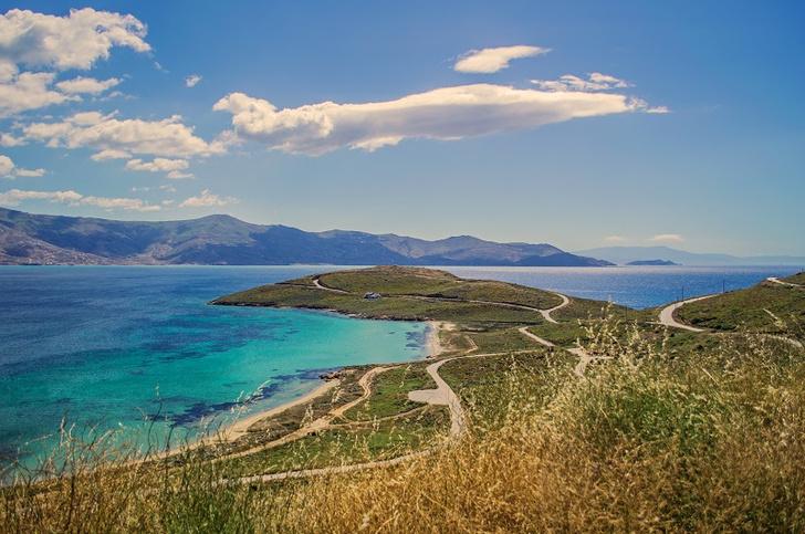 Фото №1 - Греческие каникулы: остров Эвия