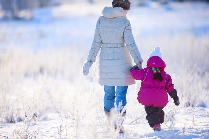Фото №2 - Семейная морозотерапия