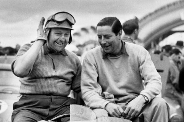 Фото №3 - Как два англичанина с похмелья выиграли сложнейшую гонку мира