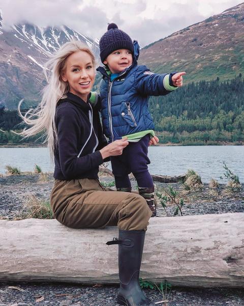 Фото №6 - «Здесь все очень дорого»: россиянка— о переезде на Аляску, высоких зарплатах и родах в Америке