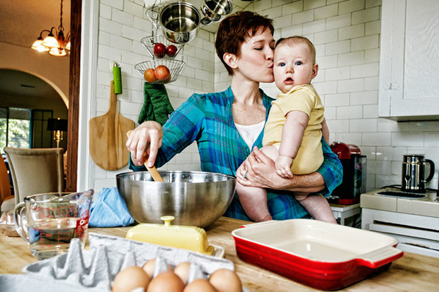 Фото №4 - Работа на дому в декрете: идеи для мам