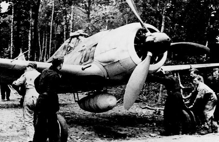 Фото №3 - Невероятная история побега американского пилота Брюса Карра из немецкого тыла на немецком истребителе