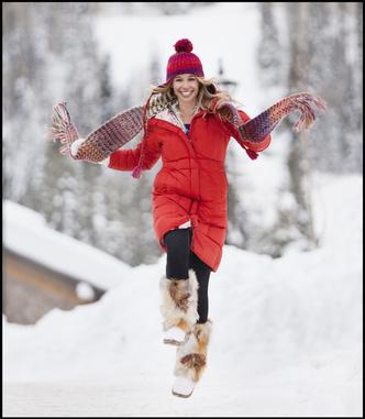 Фото №13 - Модная и стильная зима: ожидание и реальность
