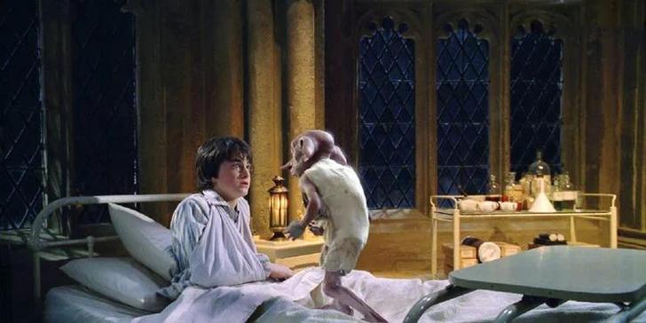 Фото №3 - Гарри Поттер и комната смеха: самые забавные моменты из фильмов про Гарри Поттера 🔮