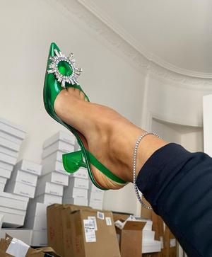 Фото №5 - Хозяйка хрустальных туфелек: кто такая Амина Муадди (и почему ее так любят звезды)