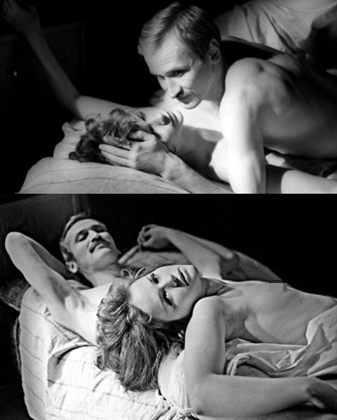 Фото №13 - «Тумбочку тряс ассистент, и еще один человек качал кровать»: как снимались откровенные киносцены в СССР