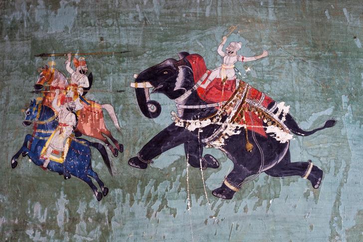 Фото №1 - 7 остроумных военных хитростей древности
