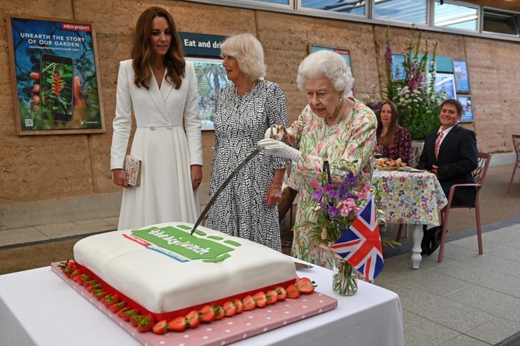 Фото №4 - Домашнее прозвище: как герцогиня Кейт обращается к принцу Чарльзу