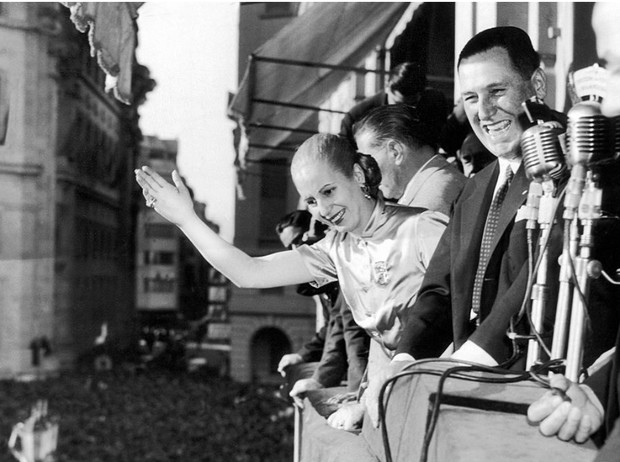 Фото №9 - Эва Перон: как провинциалка стала первой леди и королевой сердец Аргентины