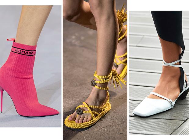 Фото №1 - Самая модная обувь весны и лета 2021: советы дизайнеров
