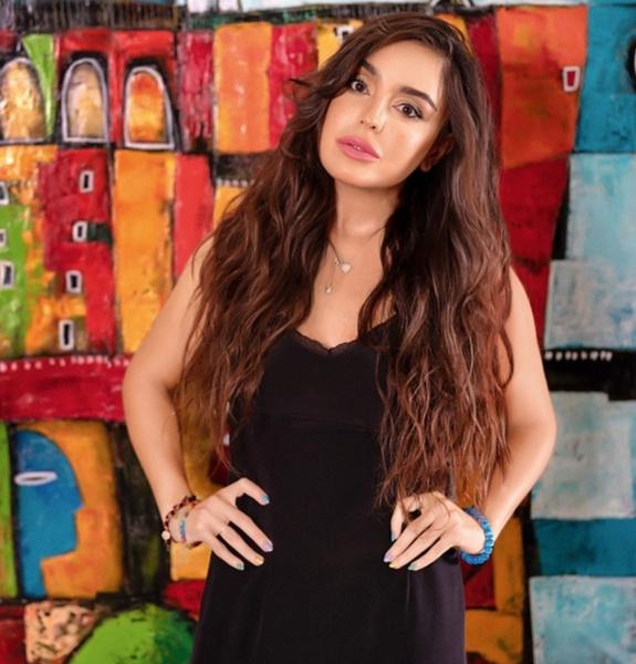 Лейла Алиева фото