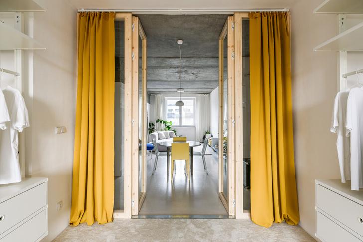 Фото №11 - Бетонная квартира 70 м² в Братиславе