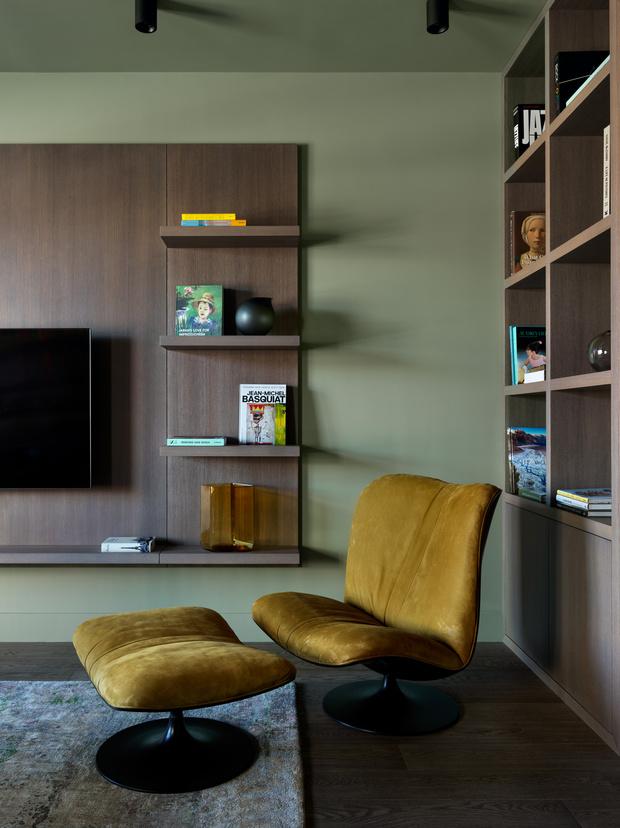Фото №8 - Квартира 140 м² на Плющихе по проекту Tatiana Alenina design bureau