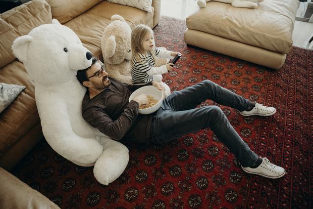 как влияет на ребенка мультфильм Маша и Медведь