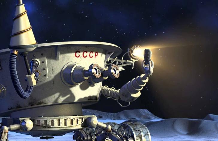 Фото №1 - 8 фактов про советский «Луноход», которые вызывают приступ гордости