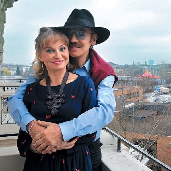 самые крепкие звездные российские пары