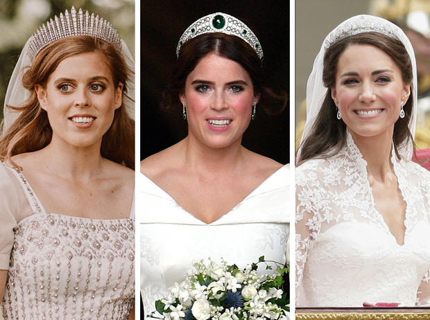 Фото №1 - 5 секретов свадебного макияжа британских принцесс и герцогинь