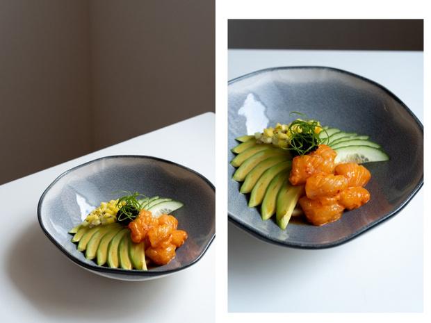 Фото №1 - Легкость бытия: рецепт поке с морским гребешком