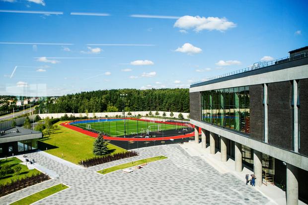 Фото №19 - Новый учебный корпус Wunderpark International School