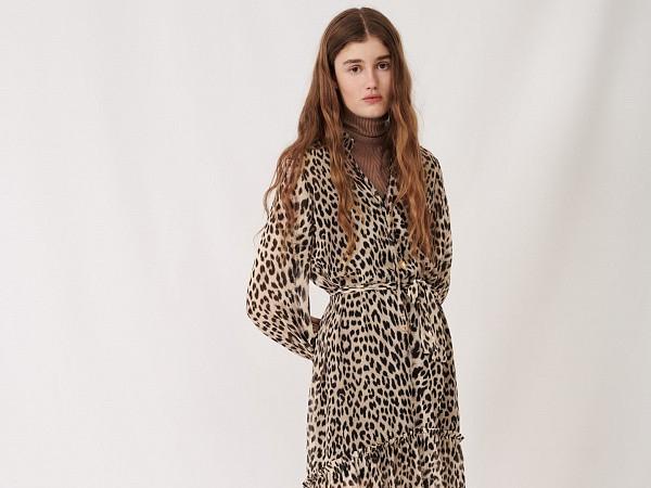 Фото №1 - Принты осени 2020: где искать вещи с леопардовым паттерном