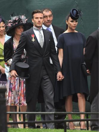 Фото №2 - Конфузы на королевских свадьбах: звездные гости, которые нарушили протокол