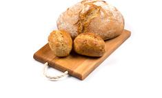 Ароматный овсяный хлеб