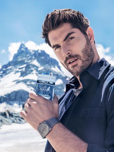 Фото №2 - Man Glacial Essence: новый аромат от Bvlgari