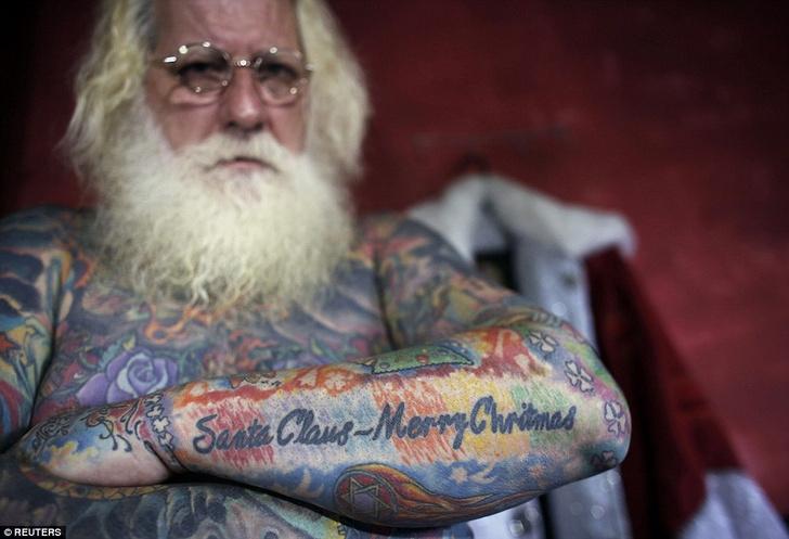 Фото №9 - Самые татуированные люди, которые смогли найти нормальную работу (фото)
