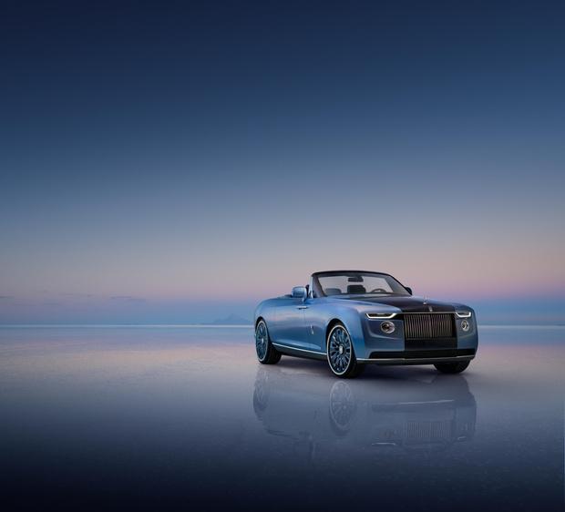Фото №1 - Rolls-Royce запускает подразделение Coachbuild для производства автомобилей с уникальным кузовом