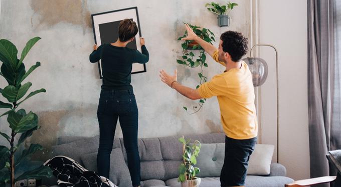 Как правильный интерьер помогает избавиться от скандалов с мужем