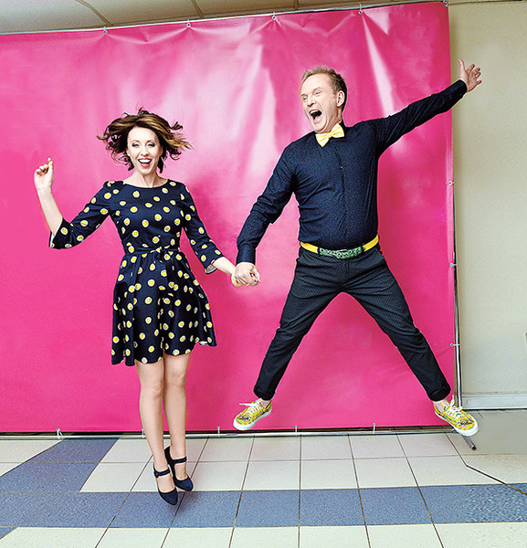Фото №8 - Во всем виновата любовь: звездные пары о секретах семейного счастья