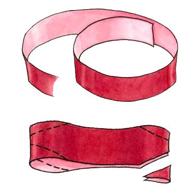 Фото №23 - Учимся завязывать праздничные банты