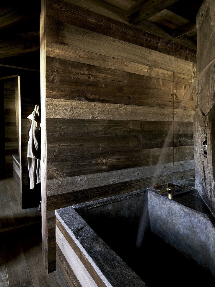 Фото №12 - Уютное деревянное шале в Альпах
