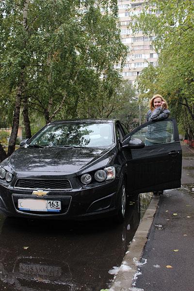 Автоледи Тольятти, Шевроле авео, Шевроле Тольятти