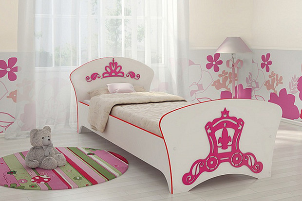 Фото №3 - Как правильно выбрать мебель в детскую комнату?