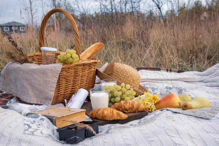 Полотенца для пикника