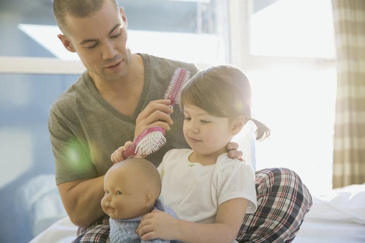 как выбрать расческу для ребенка