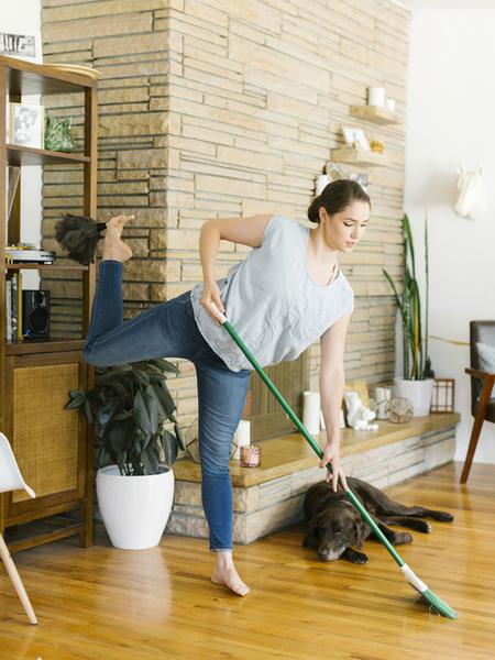 10 лайфхаков, как сохранить чистоту в доме