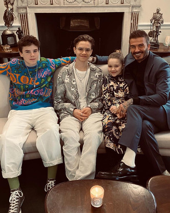 Фото №3 - В тренде с пеленок: как одеваются дети голливудских звезд— Шейк, Дженнер и других