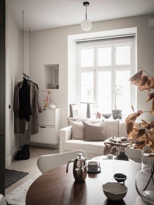 Фото №9 - Уютная, светлая студия 31 м² в Гетеборге