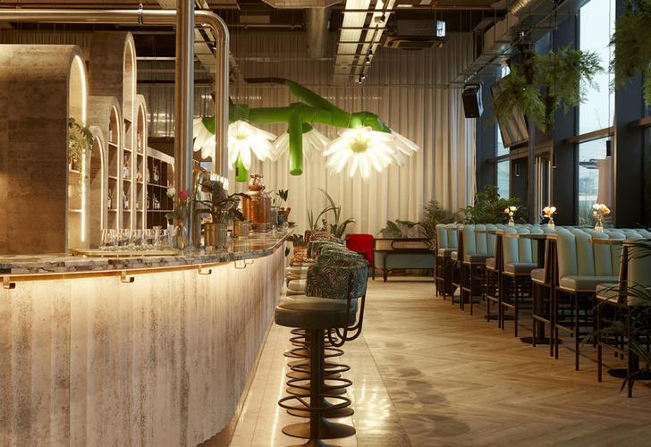 Фото №2 - Ресторан Bondi Green в Лондоне