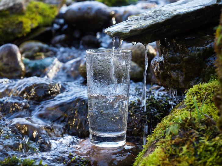 минеральная вода как правильно пить