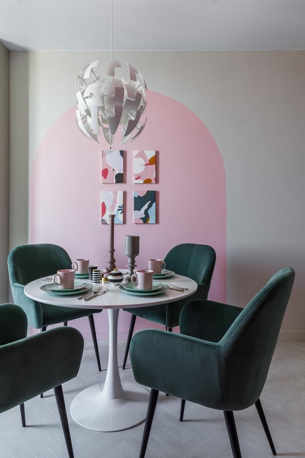 Фото №2 - Пастельные оттенки в интерьере: 7 стильных идей