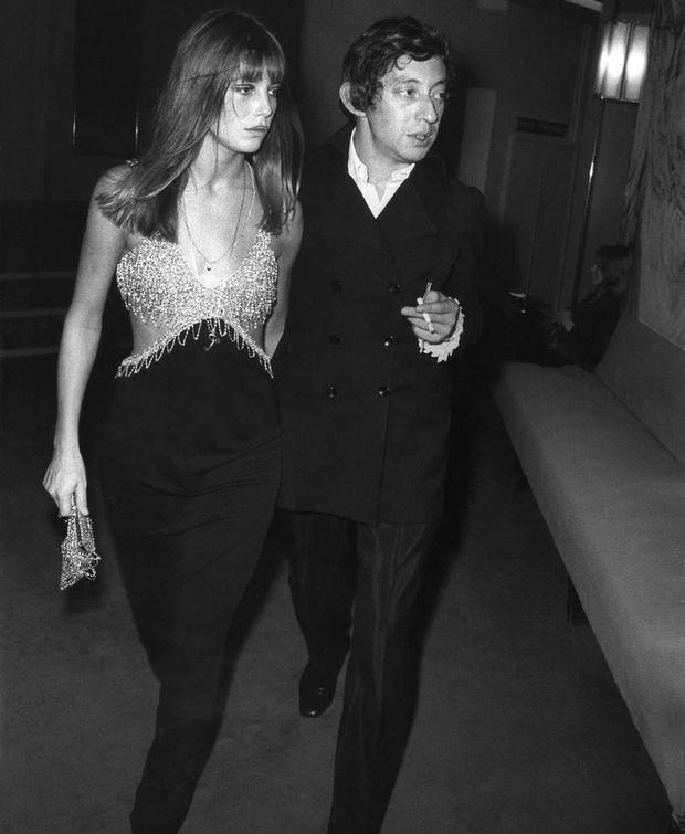 Фото №3 - Серж Генсбур и Джейн Биркин— самая стильная пара своего поколения. И вот почему