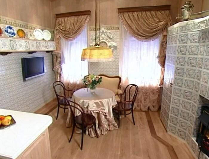 Квартира Ирины Муравьевой