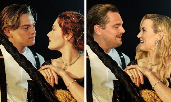 Фото №5 - Как выглядели бы постаревшие звезды в своих фильмах сейчас? (Немного грустная галерея)