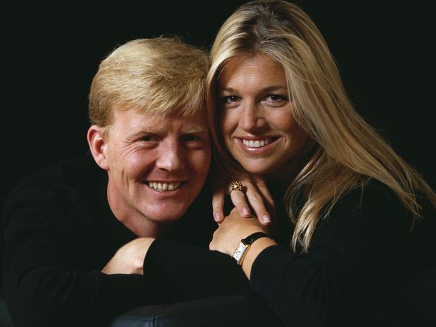 Фото №3 - Спустя 20 лет: зачем король Нидерландов второй раз сделал предложение королеве Максиме
